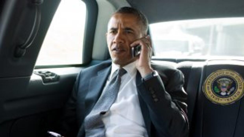 Obama telefoneó al jefe de la policía de Aurora, Dan Oates, tras suspend...