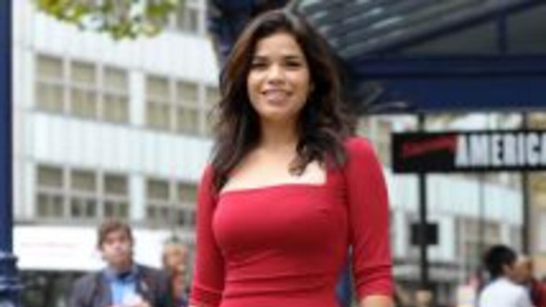 América Ferrera contó que cuando la problemática actriz trabajó con ella...