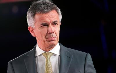 Peter Schwarzenbauer, ejecutivo de BMW responde a las amenazas de Donald...