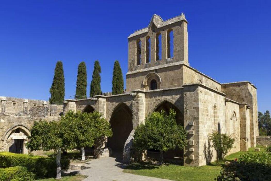 5. CHIPRE. Miembro de la Unión Europea, Chipre ofrece la ruta de la ciud...