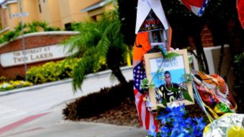 Trayvon vivía en Miami pero estaba visitando a su padre, tras ser suspen...