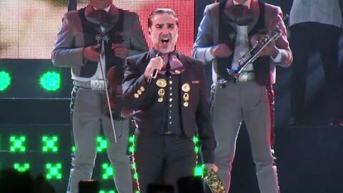 Alejandro Fernández de vuelta en Las Vegas, ¿cómo le fue esta vez?