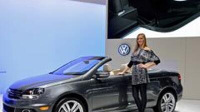 VW Eos 2012