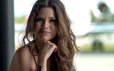 Su belleza la llevó a participar en varios certámenes pero no fue hasta...