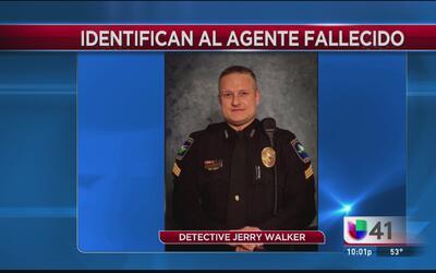 Herida de bala cobra la vida de un oficial