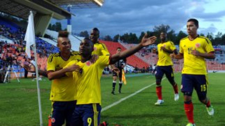Colombia arrancó con el pie derecho en el torneo Sudamericano Sub20 al v...