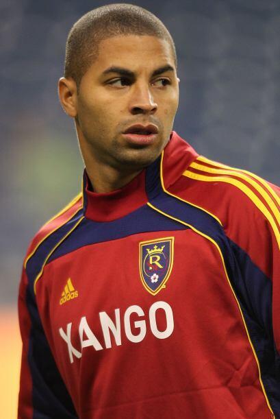 Alvaro Saborío es un delantero de 27 años oriundo de Costa...