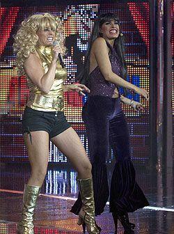 Roxana Catellanos y Galilea Montijo optaron por ser divas