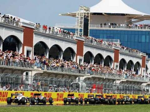 El Gran Premio de Turquía arrancó con la cuarta 'pole posi...