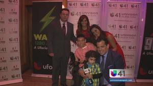 Una tarde con Noticias Univision 41