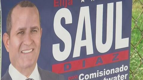 """Saúl Díaz sobre su detención: """"El que está atrás de todo esto se llama J..."""