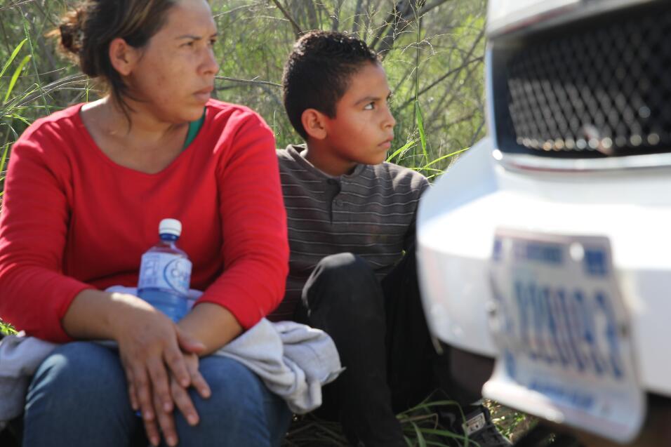 Por este sector fronterizo, el Valle del Río Grande, pasaron casi 7 de c...
