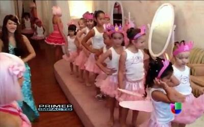 Hija de Bárbara Bermudo festeja sus cuatro años