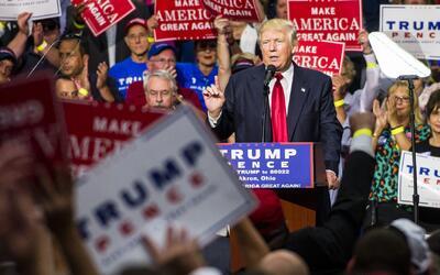 Donald Trump bajo fuerte presión para que defina su postura ante deporta...