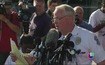 Revelan la identidad del oficial que mató a Michael Brown