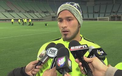 Bruno Valdez está listo para el Mundial de Clubes y dijo que quiere recu...