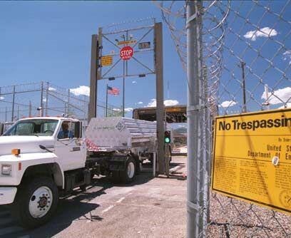 Transportistas de armas nucleares solían emborracharseAgentes del gobier...