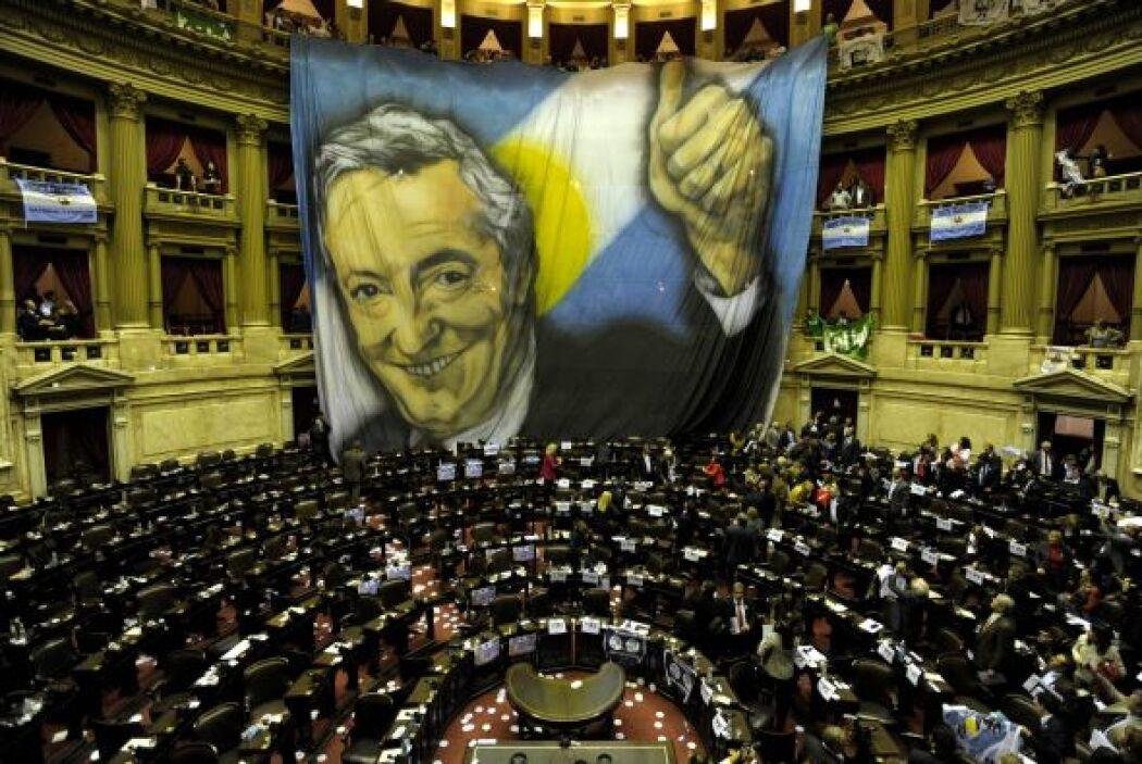 También se organizó una mesa redonda en la Casa Patria Grande, de Buenos...