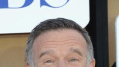 """Robin McLaurin Williams, el nombre completo del actor ganador de un """"sca..."""