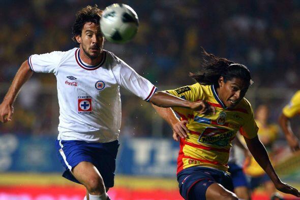 Otro experimento de Cruz Azul fue Isaac Romo, el delantero tuvo buenos t...