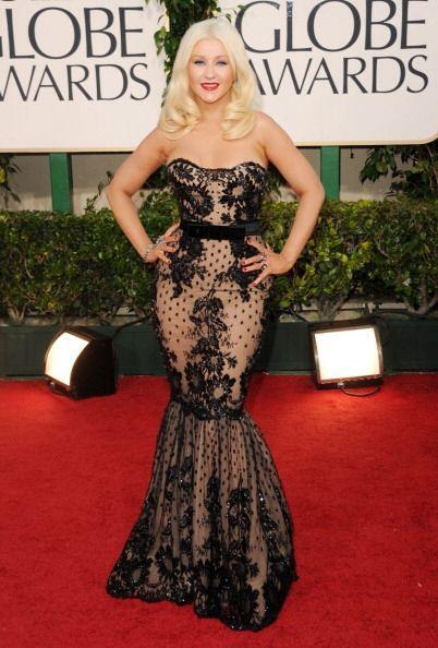 Si bien, Christina siempre fue una mujer con grandiosas curvas, actualme...