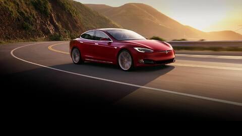 Ningún auto de producción actual acelera más rápido que el Tesla Model S...