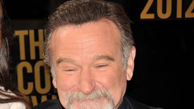 La viuda de Robin Williams revela que el actor sufría de demencia robin.jpg