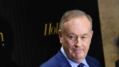 Bill O'Reilly, en un evento en Nueva York el 6 de abril de 2016.