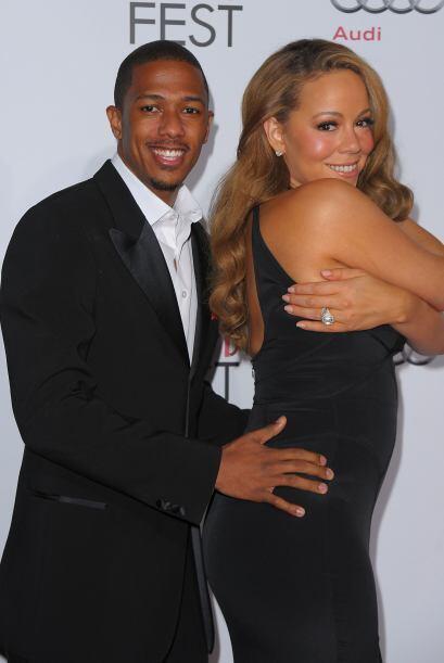 Pero antes de todo esto, Nick fue el gran amor de Mariah...