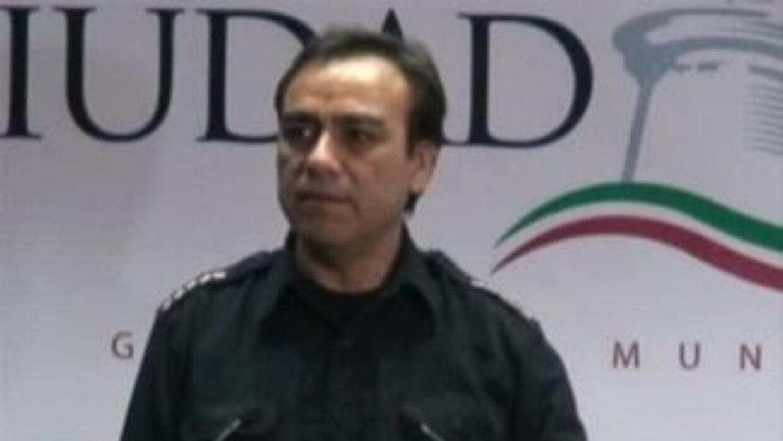 Policía federal atentó contra Julián Leyzaola