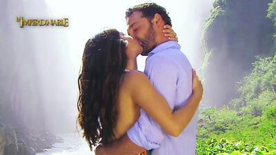 ¡Verónica y Martín vivieron un final cardiaco en Lo...