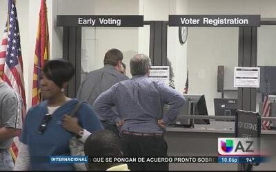 Por qué votar en Arizona
