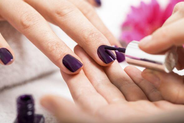 Púrpura intenso. Desde ciruelas hasta violetas oscuros, ¡este tono son t...
