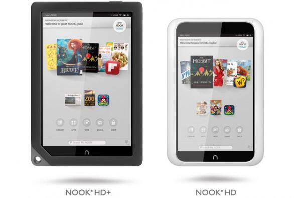 17. Nook Tablet HD, de 199 y 129 a solo 79, únicamente en tiendas Target...