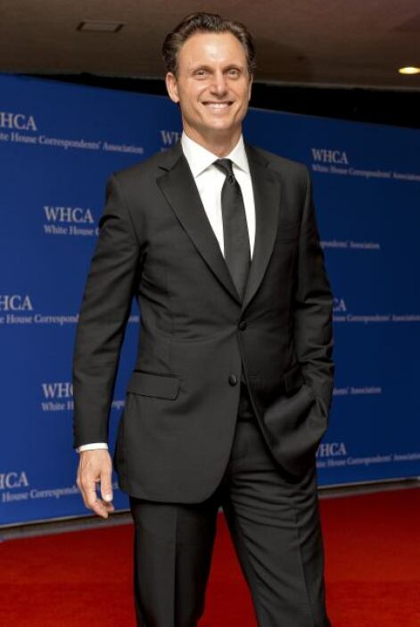 "Tony Goldwyn, quien interpreta al presidente en ""Scandal"". Mira aquí los..."