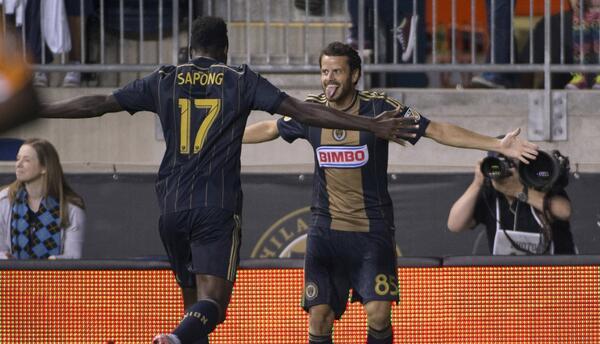 Philadelphia Union | Guía de la Temporada 2016 de la MLS barnetta-sapong...
