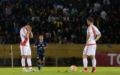 River Plate aún tiene la vuelta para reponerse.