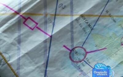 Nuevas pistas del destino final del avión de Malaysian Airlines perdido
