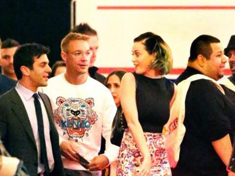 Parece que el amor regresó a la vida de Katy Perry.Mira aqu&iacut...