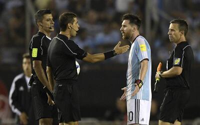 Messi contra Chile