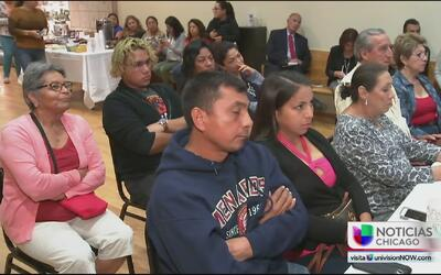 Hispanos en Chicago reaccionan al primer debate presidencial