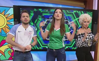 Ana Patricia invitó a Charytín a gozar al ritmo de su reggaetón
