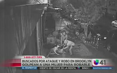 Buscados por ataque en Brooklyn