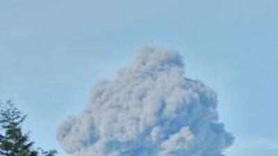 Las autoridades ecuatorianas emitieron alerta naranja por la actividad d...