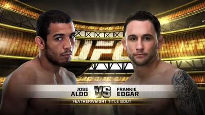 Gran noche de peleas en el UFC 156