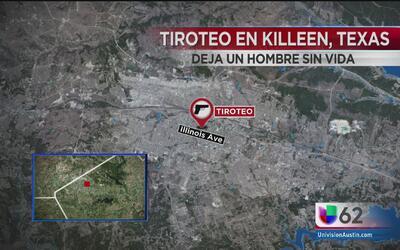 Una persona murió durante una balacera en el centro comercial Kileen Mar...