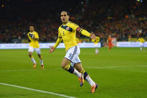 En los 13 partidos que disputó para alcanzar el boleto a Brasil h...