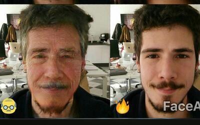 FaceApp, la aplicación que te muestra cómo te verás en unos años