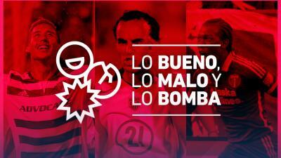 Bueno Malo Bomba Jornada 33