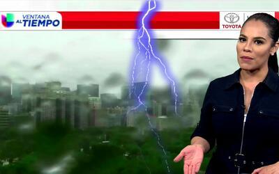 Posibilidad de lluvia y fuertes vientos en Chicago